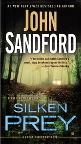 Silken Prey - A Lucas Davenport Novel ebook by John Sandford
