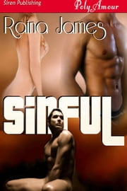 Sinful ebook by Raina James