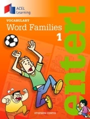 Word Families 1 ebook by Stephen  Curtis