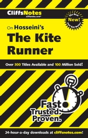 CliffsNotes on Hosseini's The Kite Runner ebook by Richard P. Wasowski