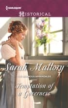 Temptation of a Governess ebook by Sarah Mallory