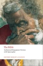 The Bible: Authorized King James Version ebook by Robert Carroll,Stephen Prickett