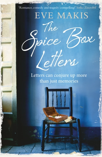 The Spice Box Letters ebook by Eve Makis