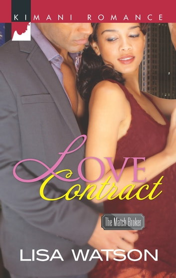 Love Contract ebook by Lisa Watson