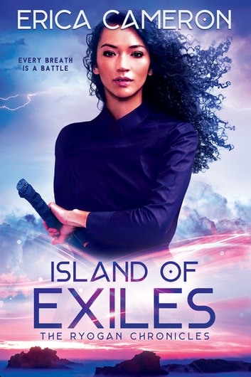 Island of Exiles ebook by Erica Cameron