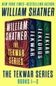 The TekWar Series Books 1–3 - TekWar, TekLords, and TekLab - eKitap yazarı: William Shatner