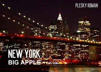 Fotobuch New York – Big Apple ebook by Roman Plesky