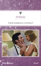 Their Marriage Contract ebook by Val Daniels