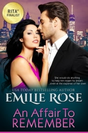 An Affair to Remember ebook by Emilie Rose