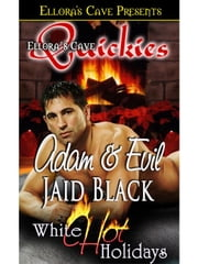 Adam and Evil ebook by Jaid Black