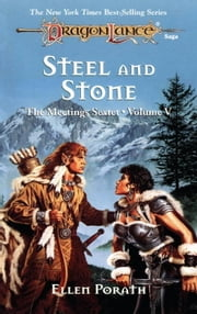 Steel and Stone - The Meetings Sextet, Book 5 ebook by Ellen Porath