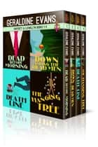 Rafferty and Llewellyn British Mysteries Books 1 - 4 ebook by Geraldine Evans