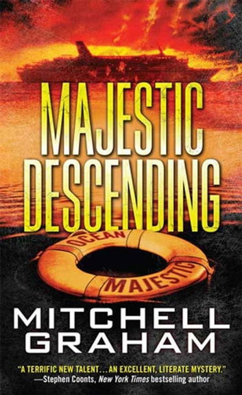 Majestic Descending ebook by Mitchell Graham
