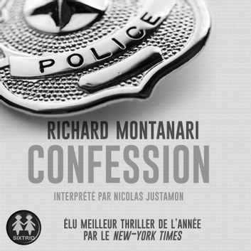 Confession audiobook by Richard Montanari