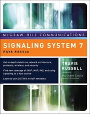Signaling System #7, Fifth Edition ebook by Travis Russell