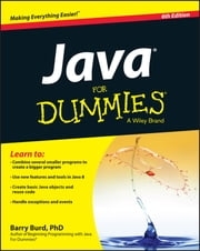 Java For Dummies ebook by Barry Burd