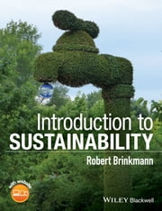 Introduction to Sustainability ebook by Robert Brinkmann