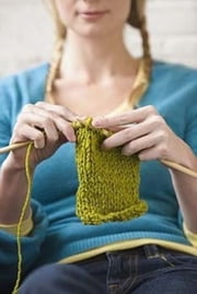 Knitting For Beginners ebook by Linda Tajon