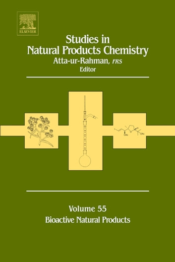 Studies in Natural Products Chemistry ebook by