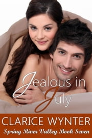 Jealous in July ebook by Clarice Wynter