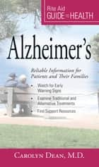 Your Guide to Health: Alzheimer's ebook by Maureen Dezell