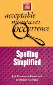 Spelling Simplified ebook by Kesselman-Turkel, Judi