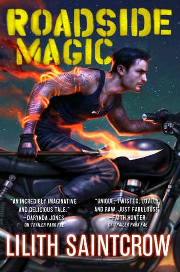 Roadside Magic ebook by Lilith Saintcrow