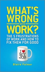 What's Wrong with Work? - The 5 Frustrations of Work and How to Fix them for Good ebook by Blaire Palmer
