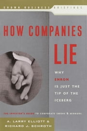 How Companies Lie - Why Enron Is Just the Tip of the Iceberg ebook by Larry Elliott,Richard Schroth