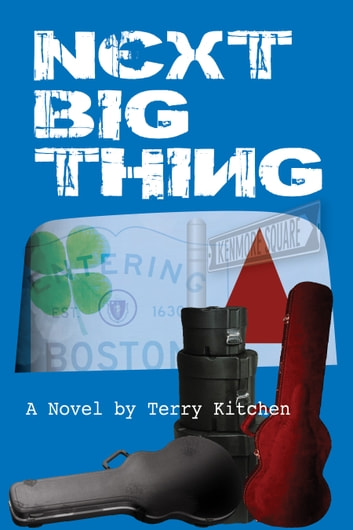 Next Big Thing ebook by Terry Kitchen