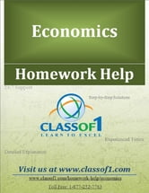 Linear Trend And Forecast of Gasoline ebook by Homework Help Classof1