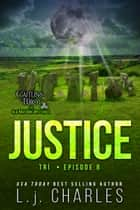Justice - Caitlin's Tarot: The Ola Boutique Mysteries ebook by L.j. Charles