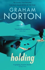 Holding ebook by Graham Norton