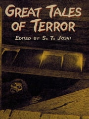 Great Tales of Terror ebook by S. T. Joshi