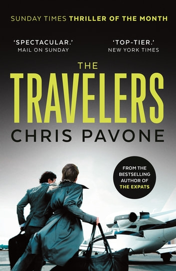 The Travelers ebook by Chris Pavone