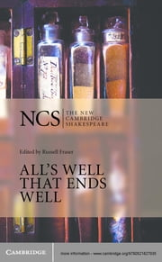 All's Well that Ends Well ebook by William Shakespeare,Russell Fraser,Alexander Leggatt