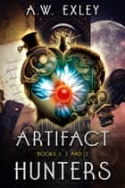 The Artifact Hunters Boxed Set - Books 1, 2 and 3 ebook by