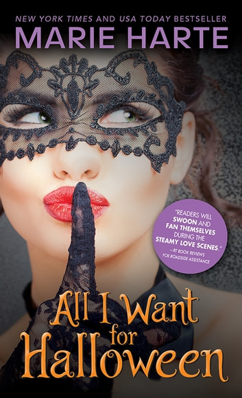 All I Want for Halloween ebook by Marie Harte
