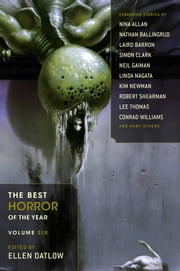 The Best Horror of the Year ebook by Kobo.Web.Store.Products.Fields.ContributorFieldViewModel