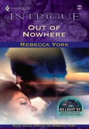 Out of Nowhere ebook by Rebecca York