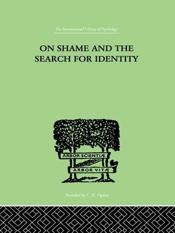 on shame and the search for identity pdf