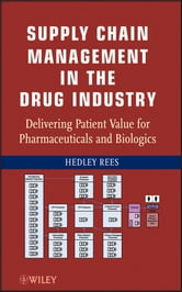 Supply Chain Management in the Drug Industry - Delivering Patient Value for Pharmaceuticals and Biologics ebook by Hedley  Rees