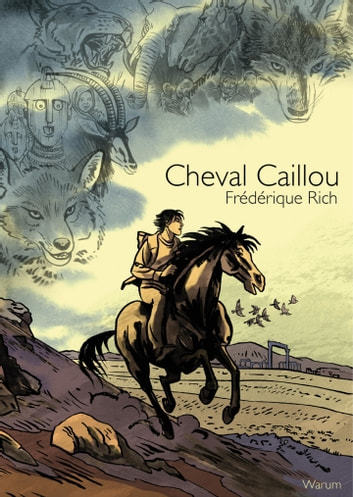 Cheval Caillou ebook by Frederique Rich