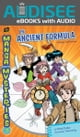 #5 The Ancient Formula - A Mystery with Fractions ebook by Melinda  Thielbar,Maria Kristina Sb. Pantoja