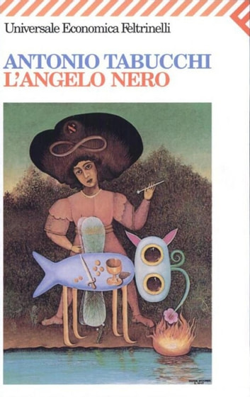 L'angelo nero ebook by Antonio Tabucchi