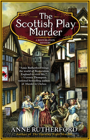 The Scottish Play Murder ebook by Anne Rutherford