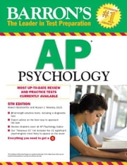 AP Psychology ebook by Weseley and McEntarffer