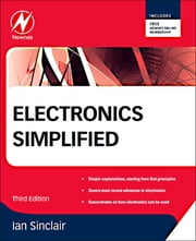 Electronics Simplified ebook by Ian Sinclair