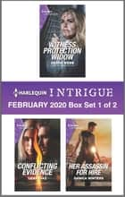 Harlequin Intrigue February 2020 - Box Set 1 of 2 ebook by Debra Webb, Lena Diaz, Danica Winters