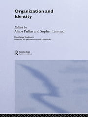 Organization and Identity ebook by Alison Linstead